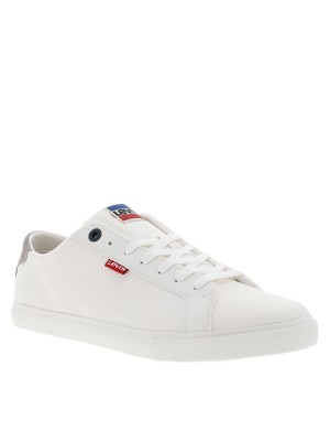 Baskets Woods homme blanc