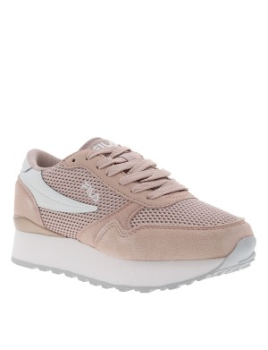 Baskets Orbit Zeppal femme rose