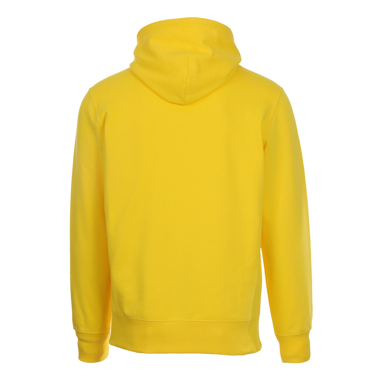 Sweat à capuche Hooded homme jaune CHAMPION