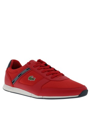 Baskets Menerva Sport homme rouge
