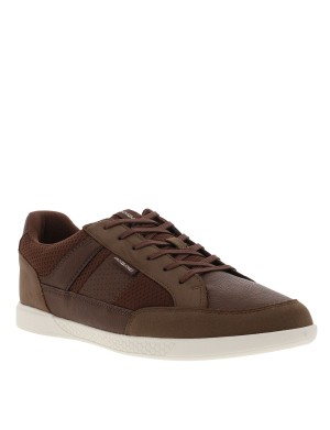 Baskets Byson Mesh homme marron