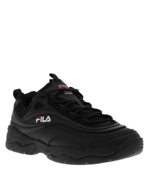 Baskets Ray Low homme noir