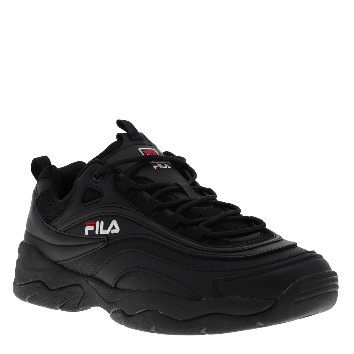 Ray Homme Baskets Low Noir Fila Mode Ccv Yf7bg6Ivy