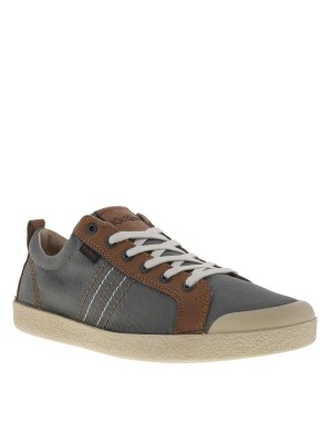 Baskets Trident homme gris