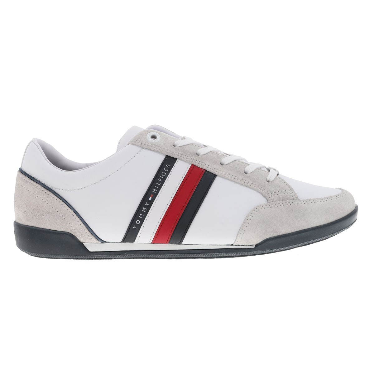 Ccv Corporate Homme Mode Blanc Jeans Baskets Tommy LjMqpGSUzV