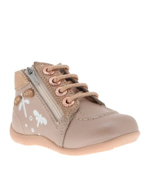 Boots Bahalor fille rose