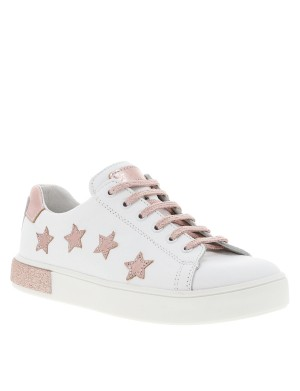 Baskets Sastar fille rose