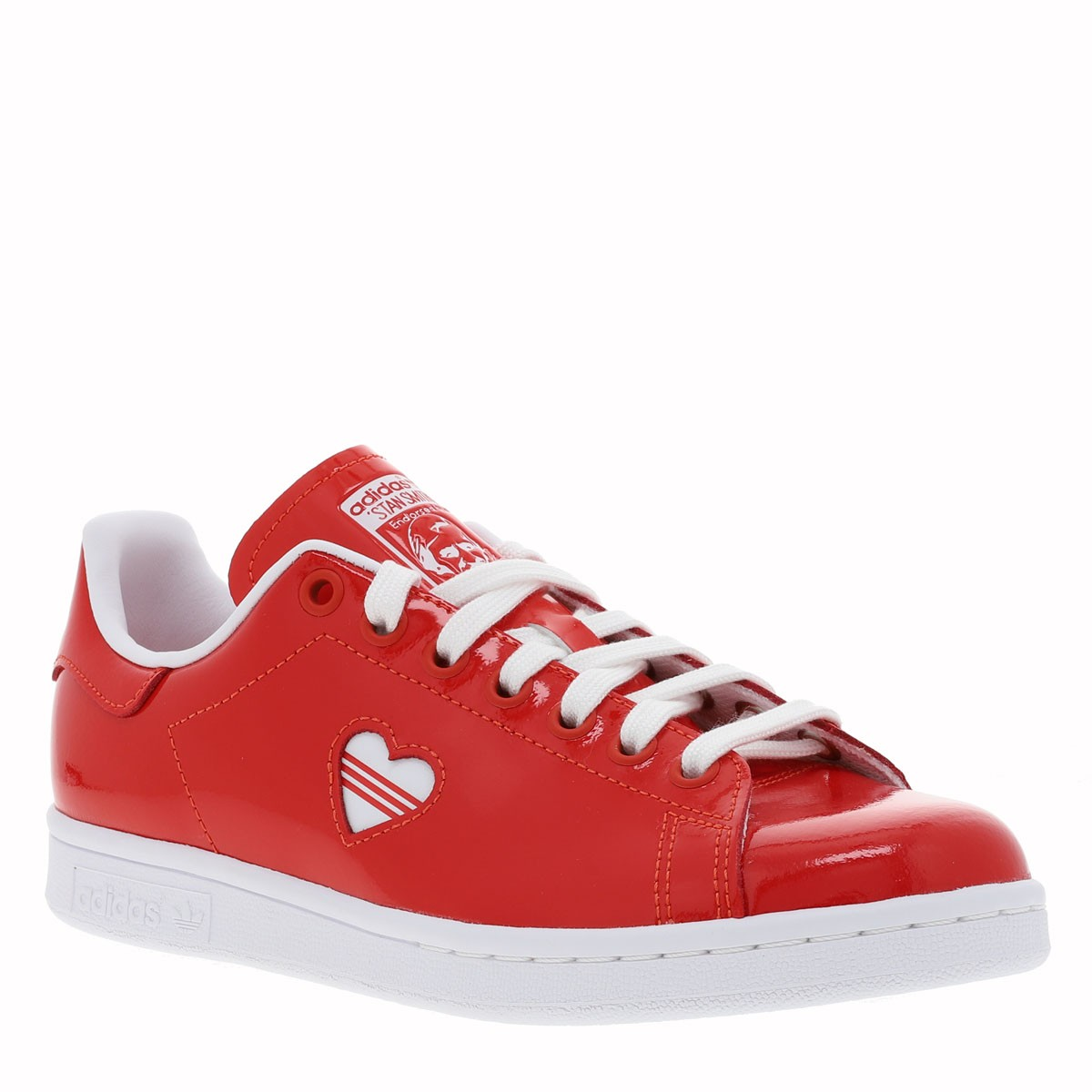 adidas stan smith femme rouge et blanc