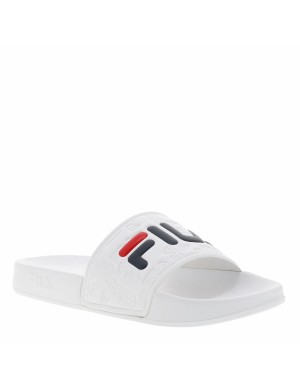 Tongs Boardwalk homme blanc