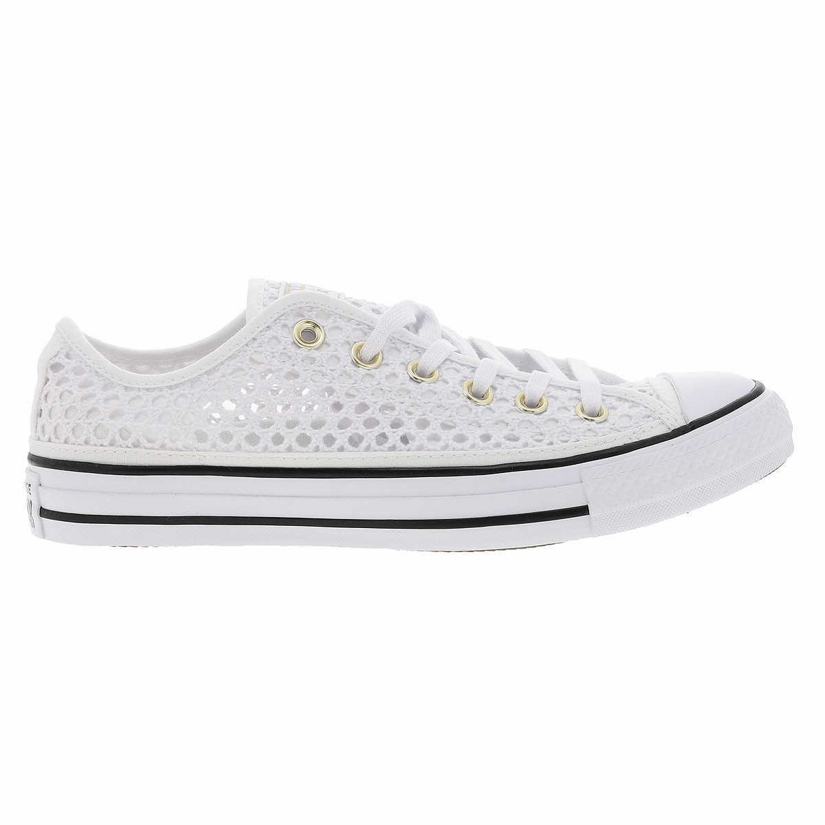 converse all stars femmes blanche