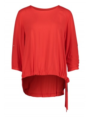Top femme rouge