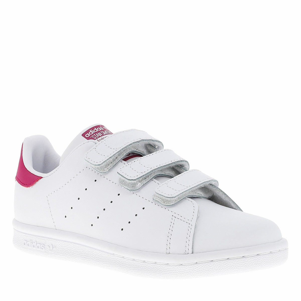 basket adidas rose fille