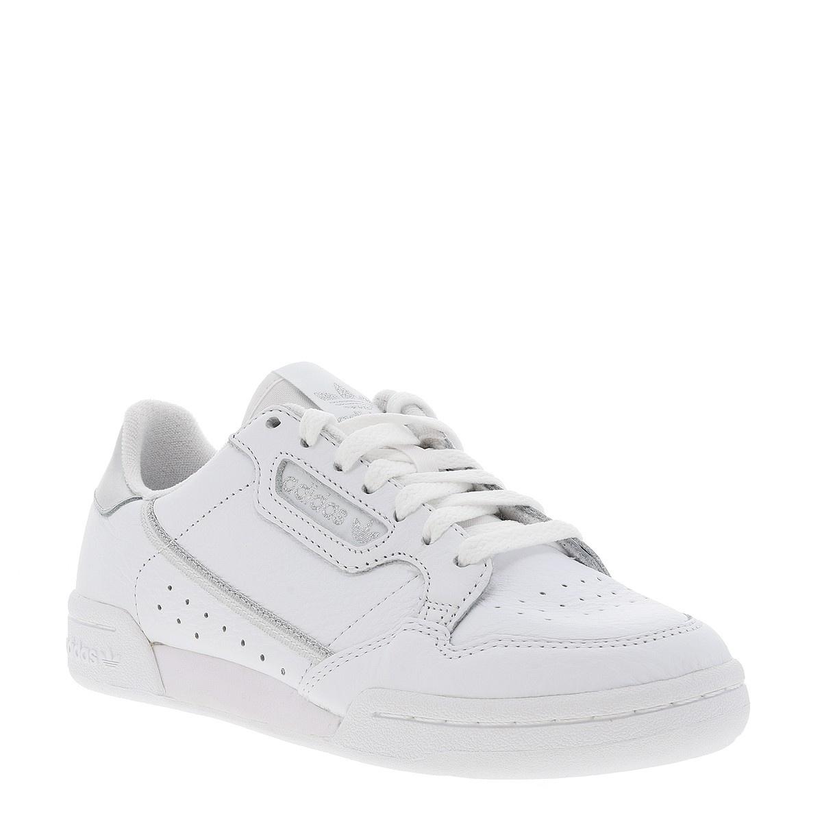 ADIDAS ORIGINALS Baskets Continental 80 femme blanc