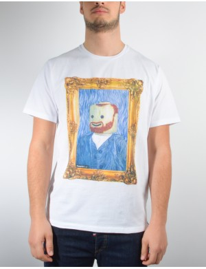 T-shirts manches courtes homme blanc