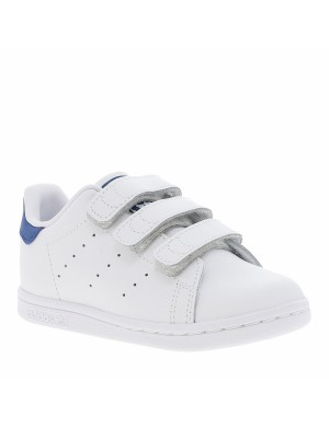 Baskets Stan Smith garçon blanc