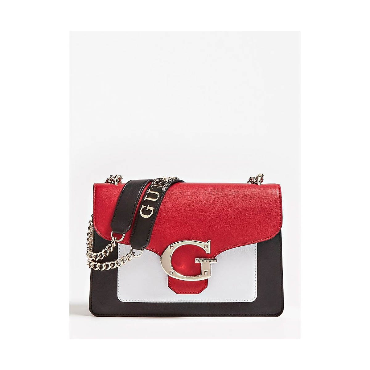 guess acheter un sac, GUESS Sandales Rouge Femme Chaussures