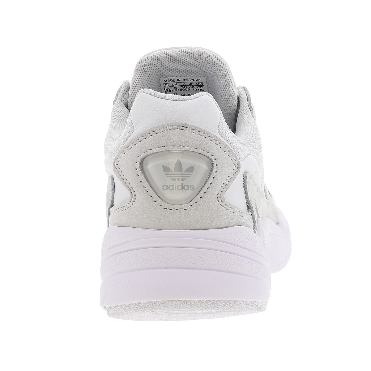 watch offer discounts nice shoes ADIDAS ORIGINALS Baskets Falcon femme blanc