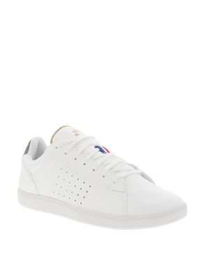 Baskets  Courtstar Denim homme blanc