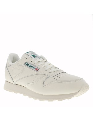 Baskets Cl Leather Mu homme blanc