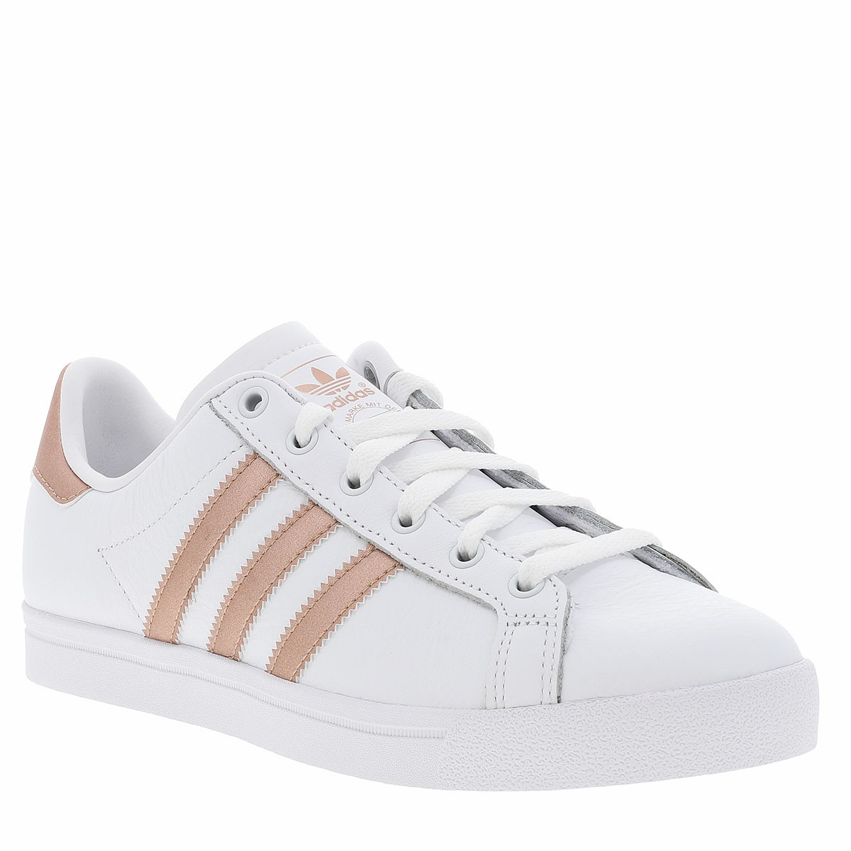 high quality size 7 entire collection ADIDAS ORIGINALS Baskets Coast Star W femme blanc