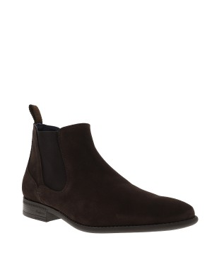 Boots Alex homme marron