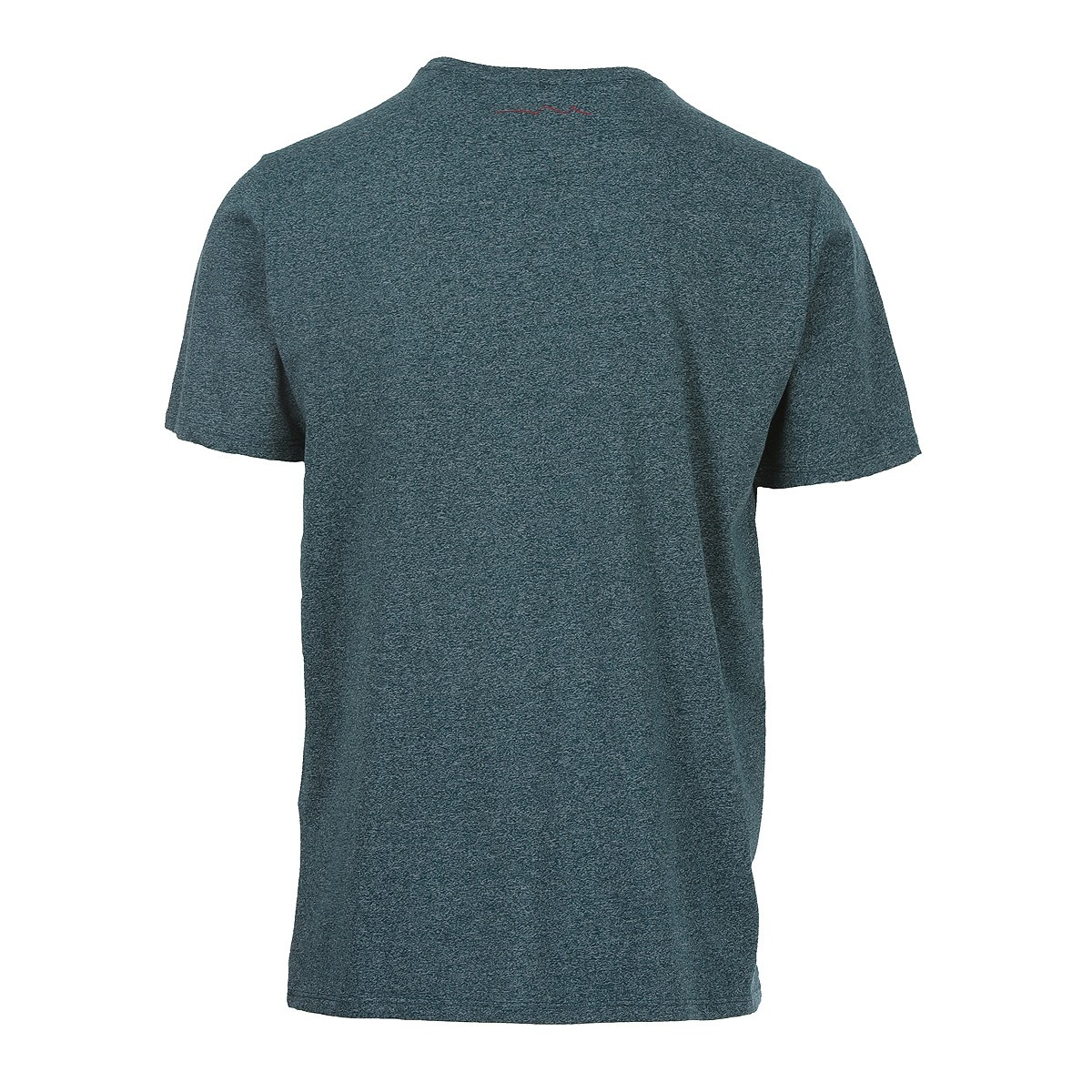 T-shirt manches courtes homme vert TEDDY SMITH