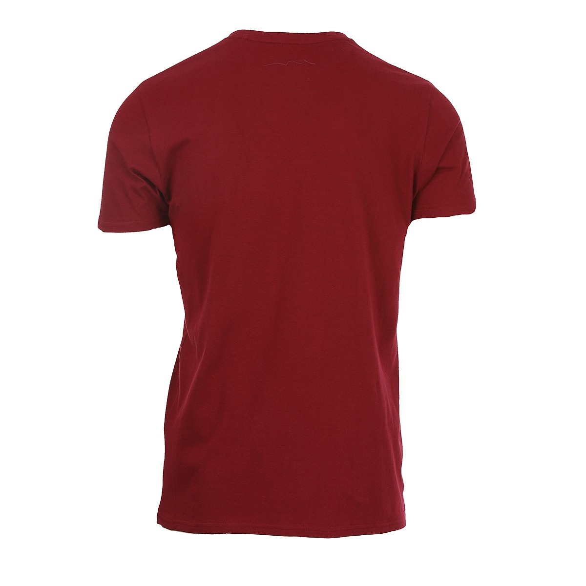 T-shirt manches courtes homme rouge TEDDY SMITH