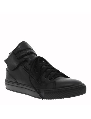 Baskets Perpet homme noir