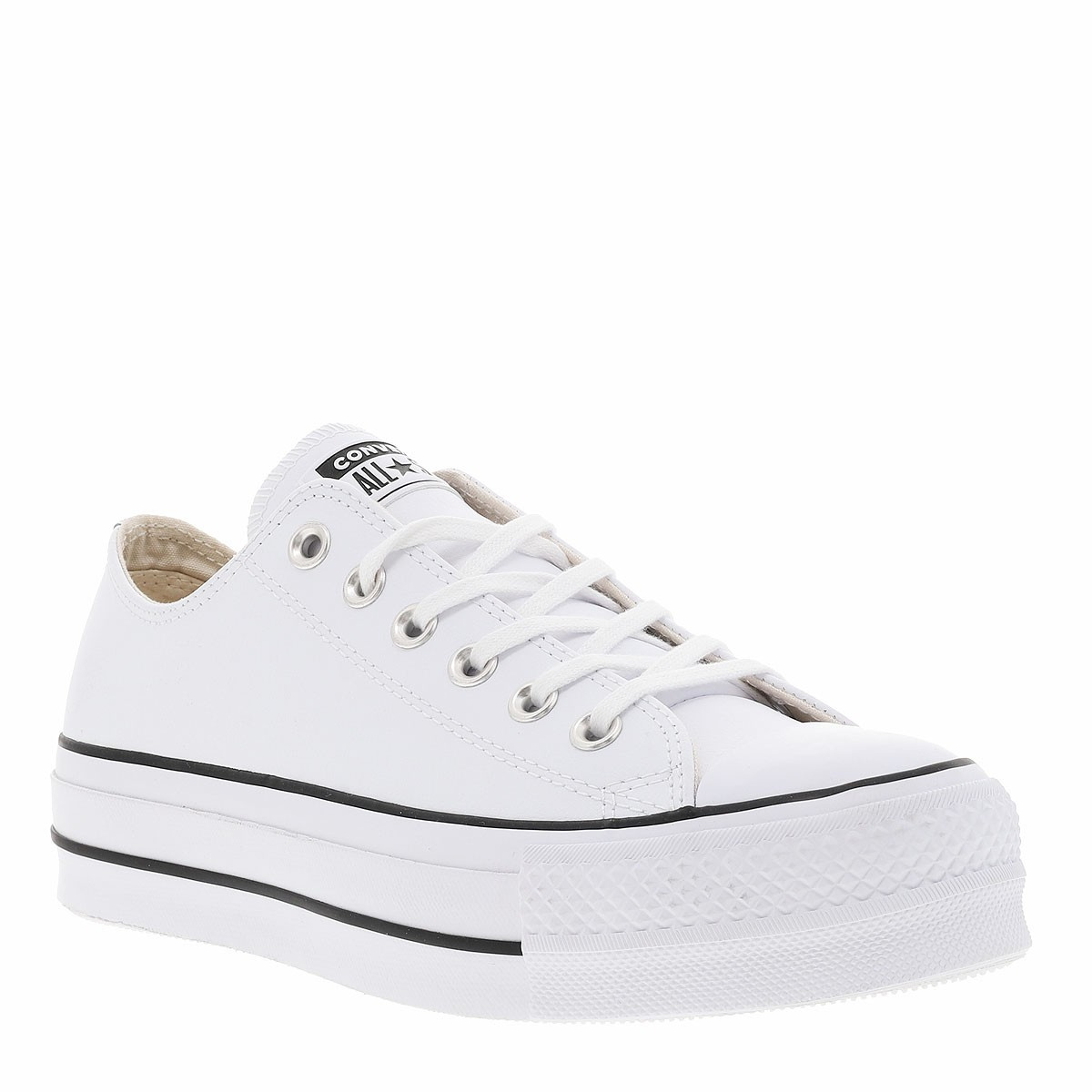 converse femmes blanches montantes