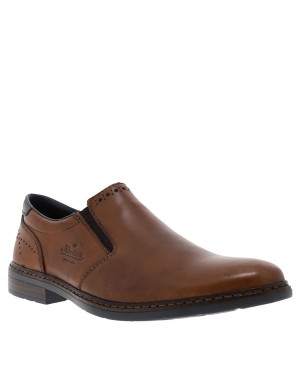 Mocassins homme marron