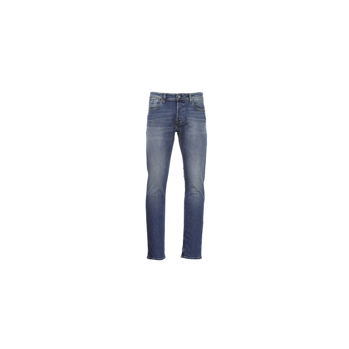 Jean Reg Worn Confort homme bleu TEDDY SMITH