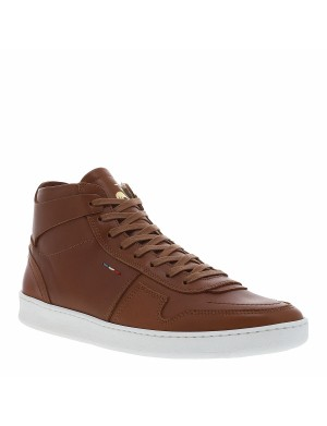 Baskets Prestige homme marron