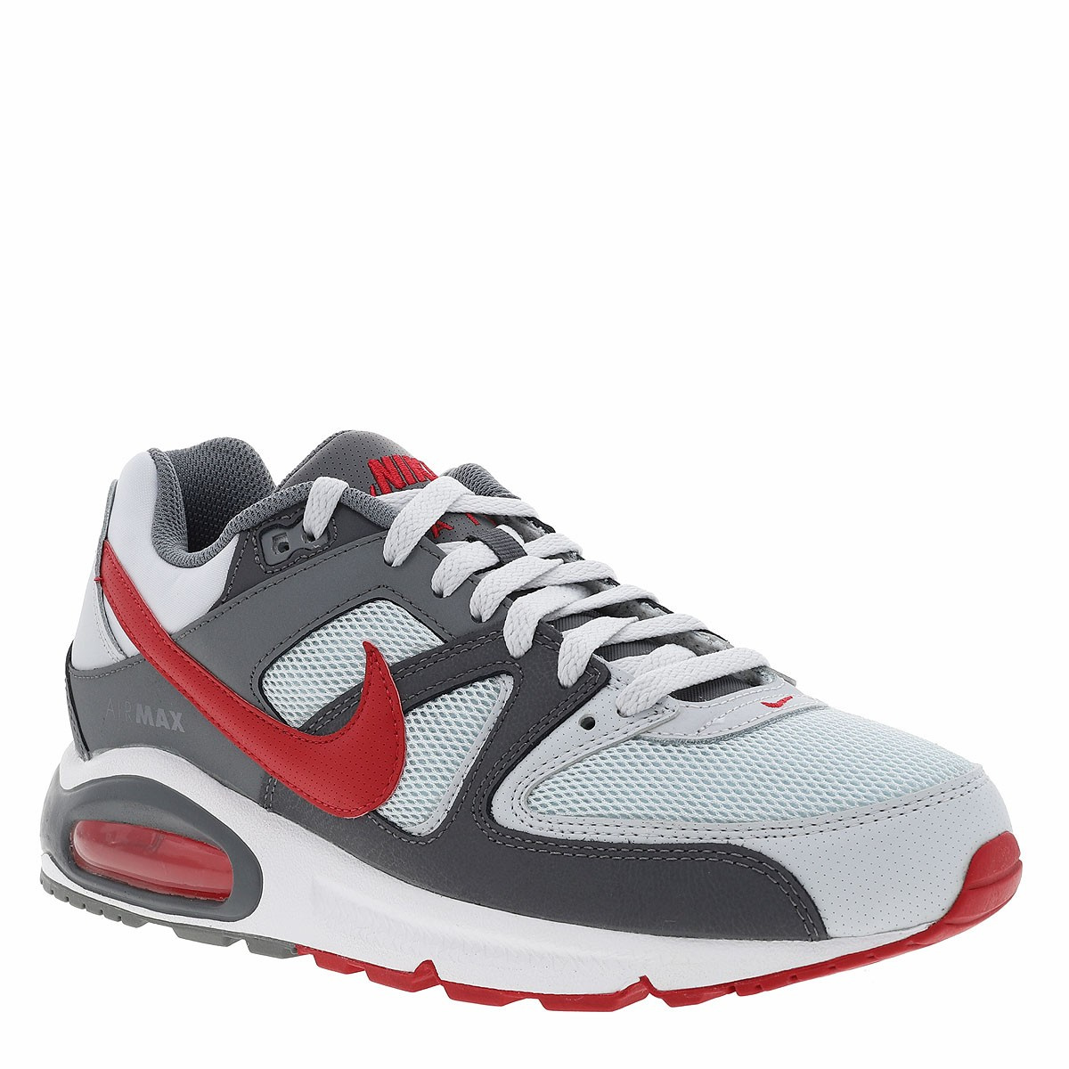 NIKE Baskets Air Max Command homme gris