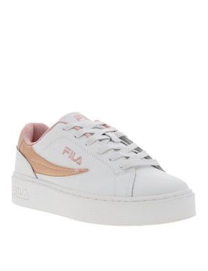 Baskets Overstate F Low femme blanc