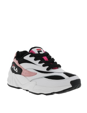 Baskets Venom Low fille rose