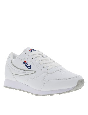 Baskets Ray M Low femme blanc