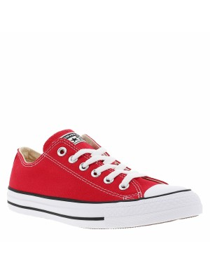 Baskets Chuck Tailor All Star femme rouge