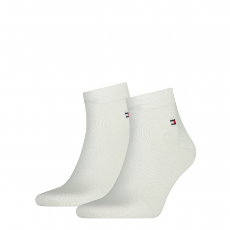 Chaussettes homme blanc TOMMY JEANS