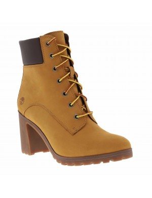 Bottines Allington femme marron