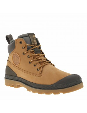 Boots OUTSIDER homme marron