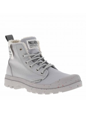 Boots PAMPA EARTH femme gris