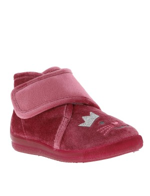Chaussons KELCRO fille violet