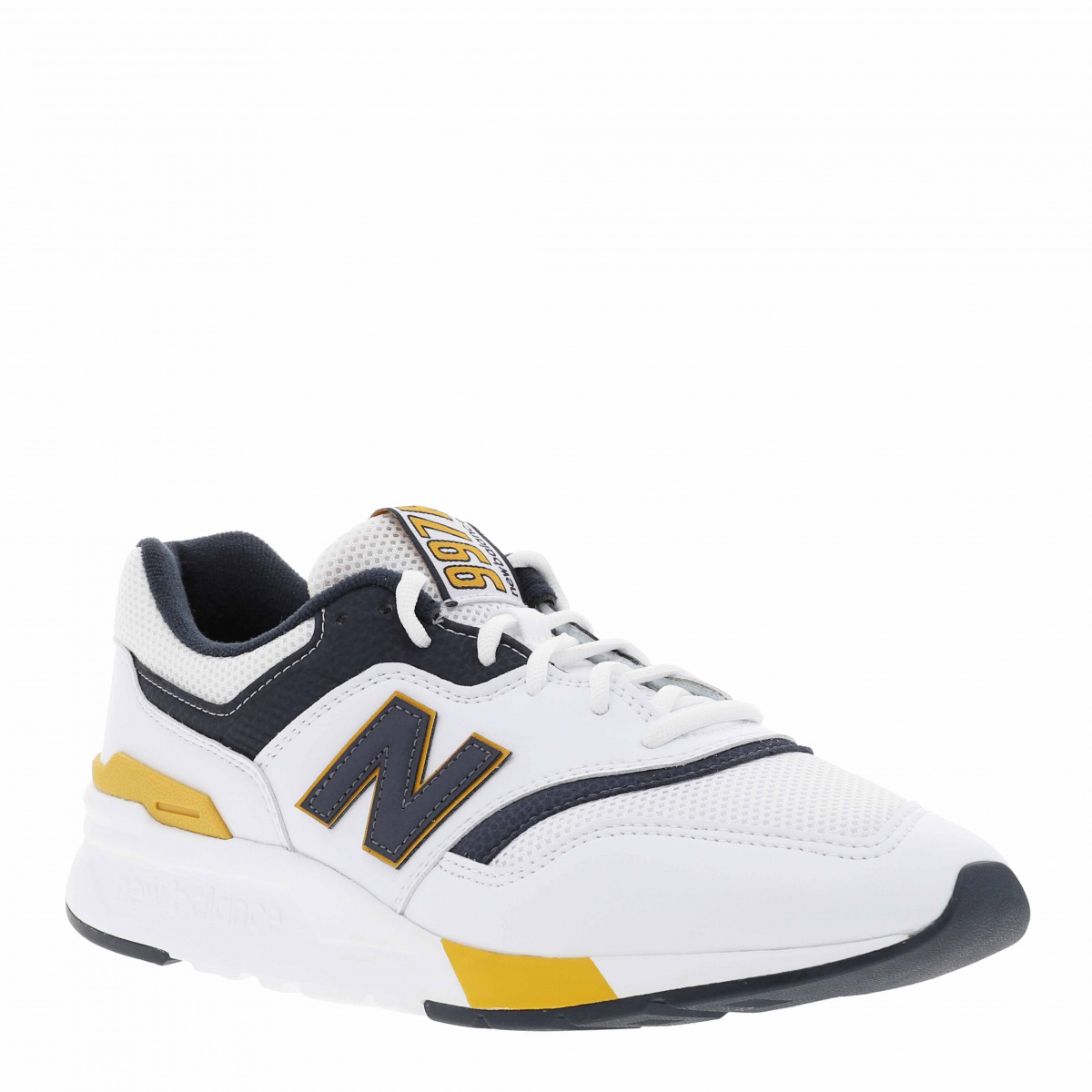 baskets new balance blanche homme