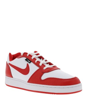 Baskets EBERNON LOW homme rouge