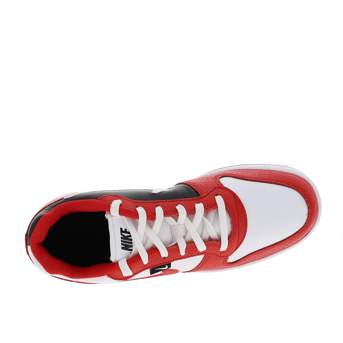 Baskets EBERNON LOW homme rouge NIKE