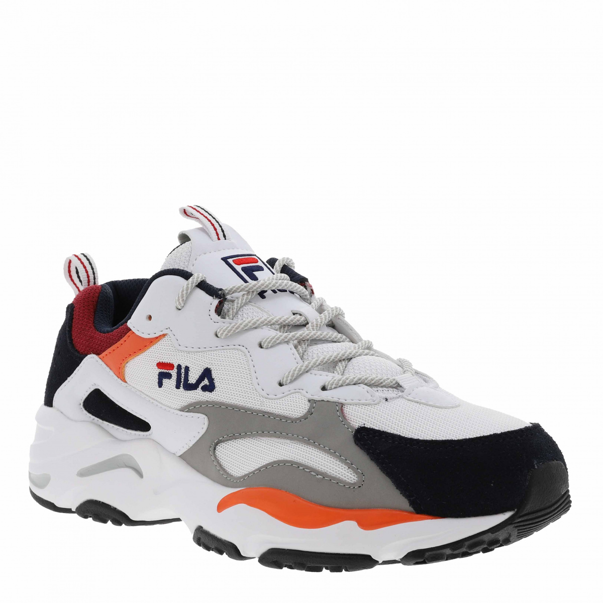 FILA Baskets RAY TRACER homme blanc