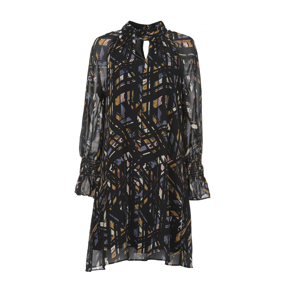 sells huge selection of sale usa online MOLLY BRACKEN Robe manches longues femme noir