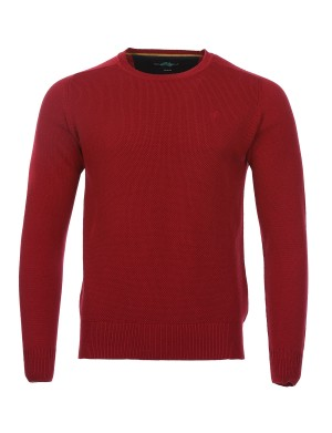 Pull Pampuro-Gi homme rouge
