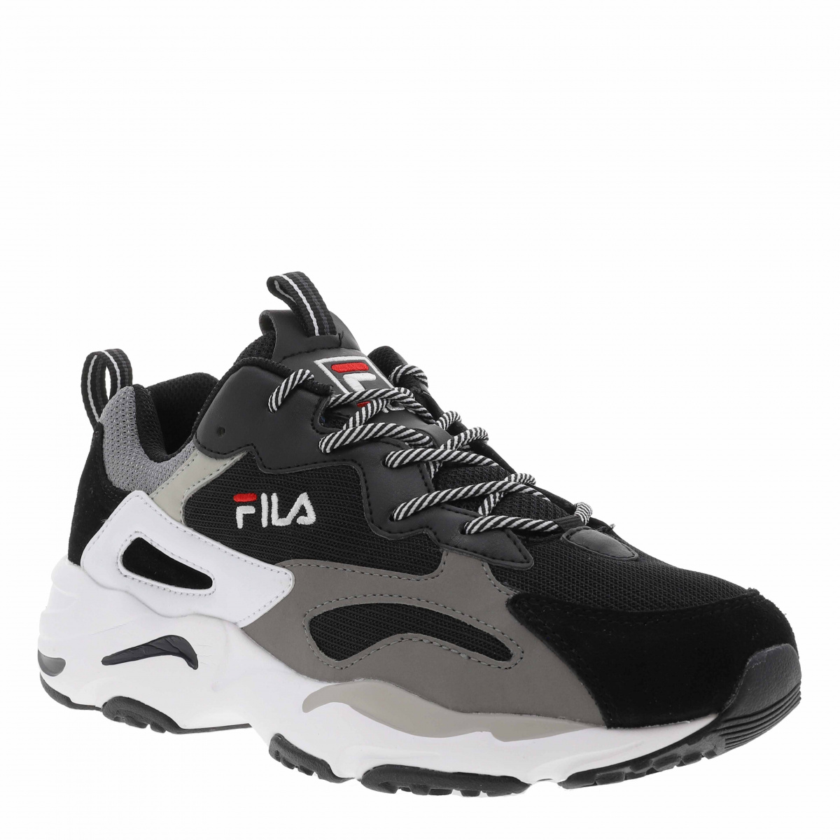 FILA Baskets RAY TRACER homme noir
