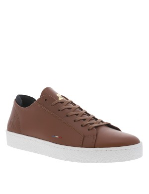 Baskets CLUB homme marron